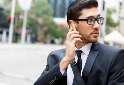 Telefondolmetschen Business
